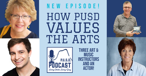 PUSD Podcasts